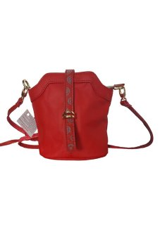 Túi xách da nữ Vkevin TTH24H (Đỏ)