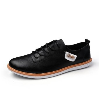Fashion Men Casual Shoes Skateboard Shoes Sneakers Flat Shoes Fashion Sports Shoes - intl