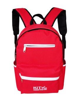 Ba lô thời trang KiTy Bags 066 (Đỏ)