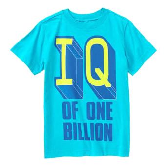 IQ Of One Billion Tee (áo thun nữ)