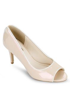 Giày cao gót Lozido - L042 (Kem)