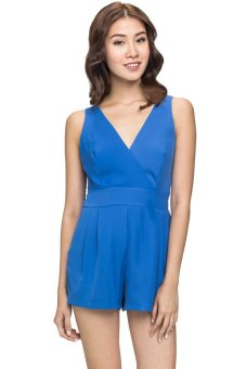 Playsuit Love (Xanh)