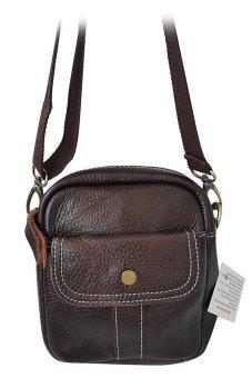 Túi xách da nữ Vkevin NH179 (Nâu)