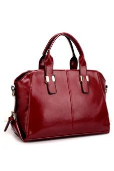 Túi xách tay nữ da thật Đồ Da Thành Long 205857-4 (Đỏ)