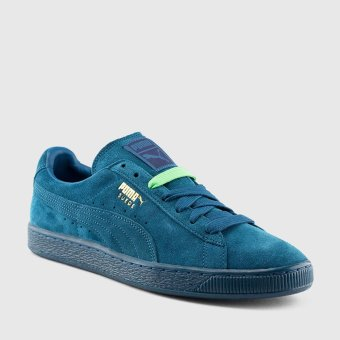 Giày thể thao Puma Suede Classic Mono Iced (xanh)