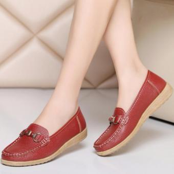 Giày Nữ Da Thật Thời Trang DT2243