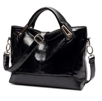 Túi xách nữ da cao cấp TX6969-28-2A3 (Đen)