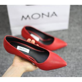 Giày cao gót D391 gót nhọn nữ không quai
