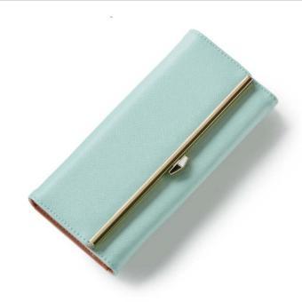 Bóp ví nữ thời trang Weichan A511-11 - Xanh Mint