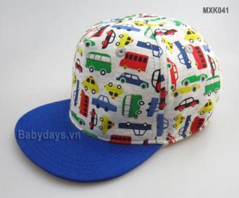 Mũ thời trang trẻ em MXK043