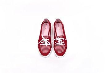 Giày nữ thời trang ANANAS 40116 (Đỏ)