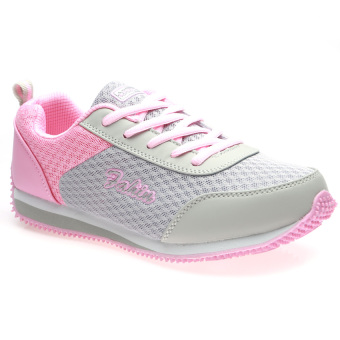 Giày sneaker thể thao nữ HNP GN004 (Hồng)