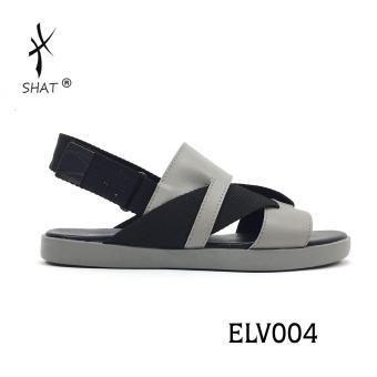 Giày SHAT elegant xám dù đen