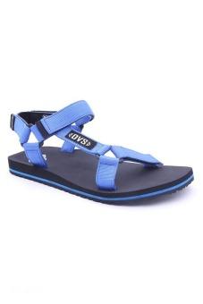 Giày Sandal nữ DVS WF050 (Xanh dương)