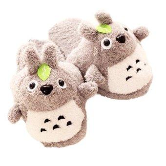 Dép bông 3D- Totoro