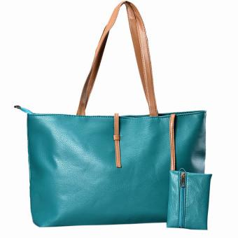 Women Fashion Famous Brand Casual Shoulder Bags Green
