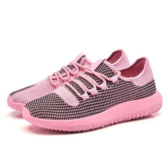 2017 Coconut Casual Shoes Net Surface Shoes Breathable Flat Shoes - intl