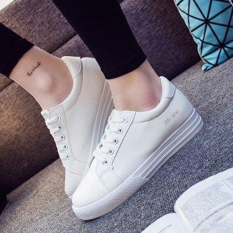 Giày Sneaker Thời Trang Nữ Erosska – GN004 (Trắng)