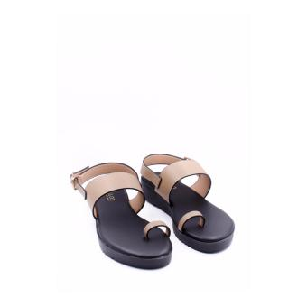 Giày Sandal Xỏ Ngón Đế Bằng Bs030-1