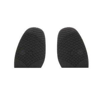 BolehDeals Rubber Half Soles Anti Slip Shoe Repair Black Thickness 2.5mm #1 - intl
