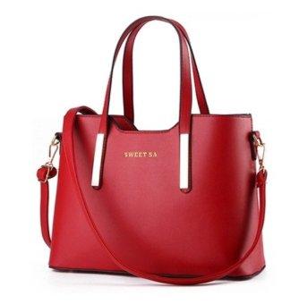 Túi xách SweetSa LD02A (Đỏ)