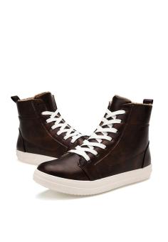 Giày Sneakers Luồn Dây S1062 (Đen)