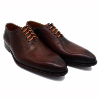 Giày nam pierre cardin oxford LB056-BROWN