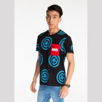 Áo Thun Nam Marvel Mcts-M005