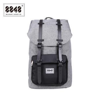 Balo AME-BAG 8848 S15005-13 (xám đen)