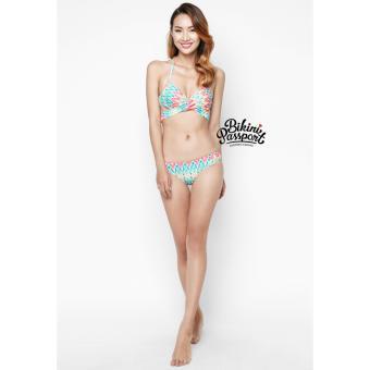 Bikini cánh bướm - Hồng