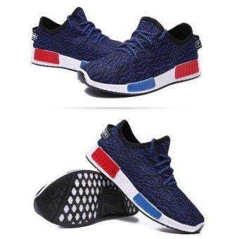 Giày đôi tình nhân nam nữ (Xanh)
