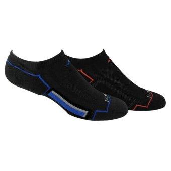Bộ 2 đôi tất (vớ) thể thao nữ adidas Women's Climacool No Show Sock (Mỹ)