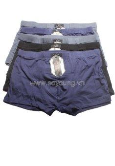 Bộ 3 Quần lót boxer dạng Quần đùi nam SoYoung 3DL MEN 008