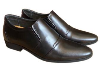 Giày tăng chiều cao nam 6cm Toldo TT06 (Đen)