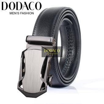 Thắt Lưng Nam DODACO DDC1744 (Bạc)