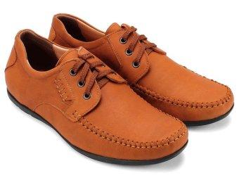 Giày mọi nam da thật Gentle MB672 (Bò)