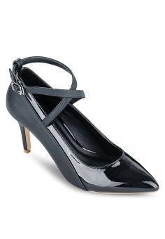 Giày cao gót Lozido - L040 (Đen)