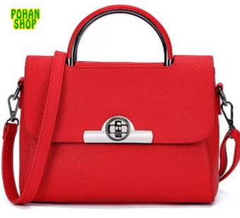Túi Đeo Chéo Cao Cấp POHAN QS03 (Đỏ)