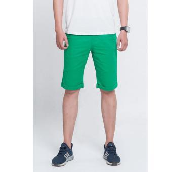 quần short kaki nam trẻ MASCULINE - MS04XK (xanh két).