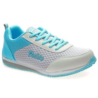 Giày sneaker thể thao nữ HNP GN005 (Xanh)