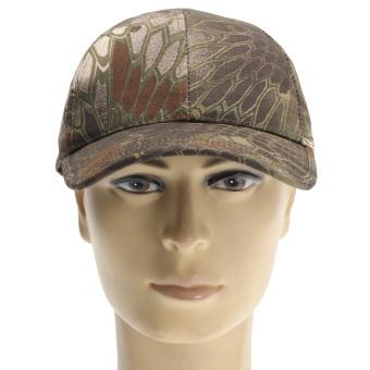 Tactical Chief Adjustable Baseball Cap Shooting Cap Hat (Intl)
