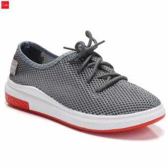 Giày Sneaker Thời Trang nữ Erosska - GN021 (Xám)