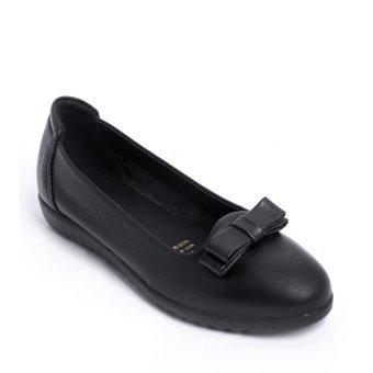 Giày búp bê FA954 - Đen