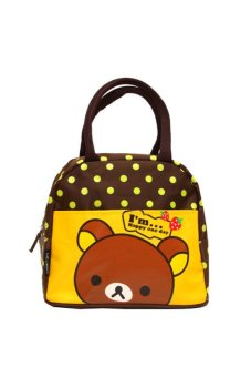 DHS Cartoon Lunch Bags Easily Bear - intl