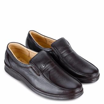 Giày Nam Da Cao Cấp SunPoLo S3020N (Nâu)