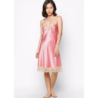 Đầm Ngủ A803FHN (Hồng nhạt)