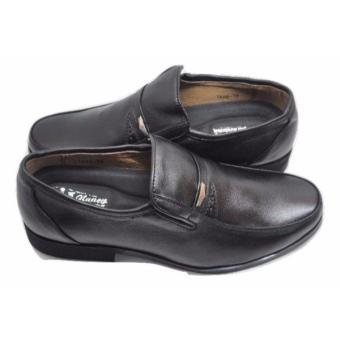Giày tây da bò Hải Nancy G1666D