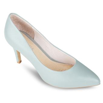 Giày cao gót Royal Walk xanh da trời