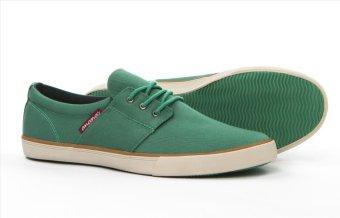 Giày nam thời trang ANANAS 20096 (Xanh rêu)
