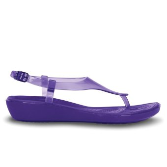 Sandals nữ Crocs Really Sexi T-strap (UltraTím)